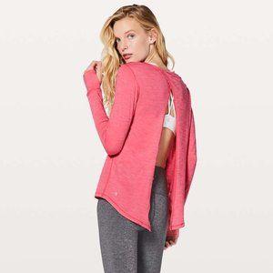 Lululemon Beat The Heat Long Sleeve Shirt 6 or 8